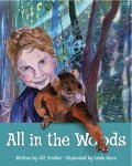"Tara Hales'  Promotional Poster for ""All in the Woods"""